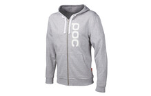 POC Hood Zip Men palladium grey